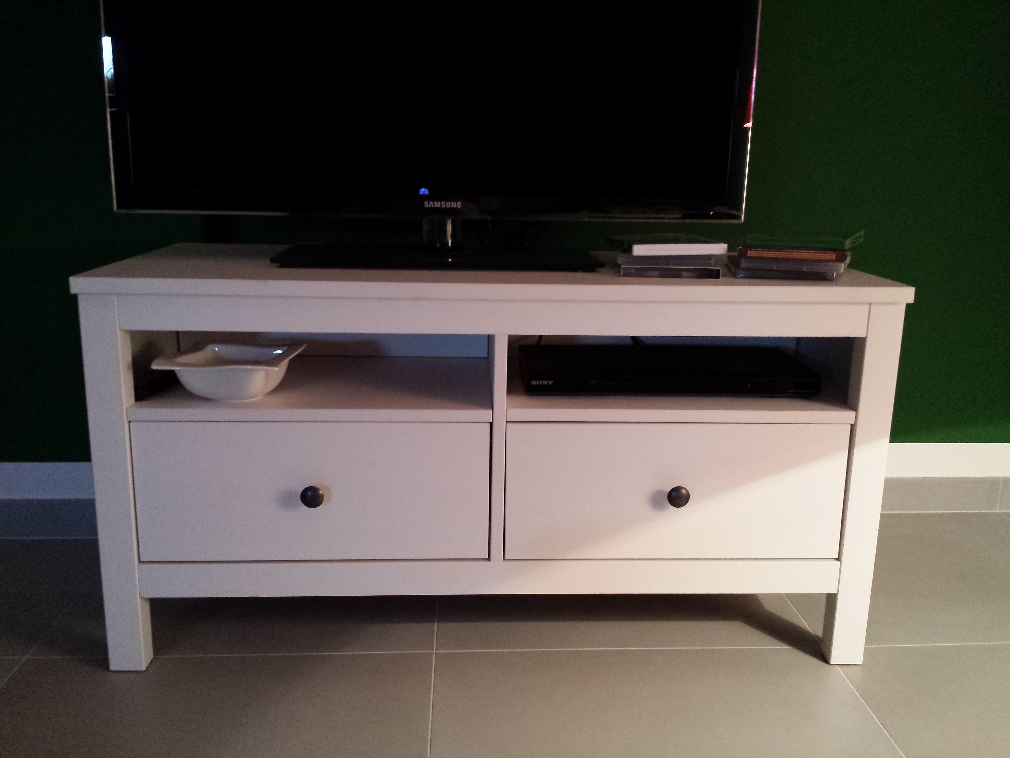MOBILE TV IKEA MODELLO HEMNES su LaPulce.it arredamento casa,
