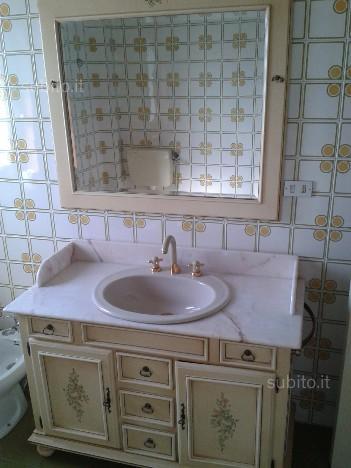 Mobili Bagno Legno Massello | Riferimento Per La Casa