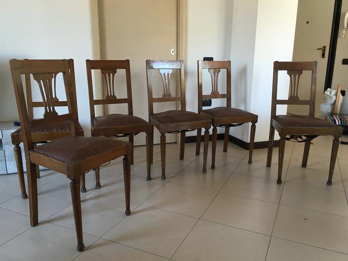 Sedie Depoca Prezzo : Sedie d`epoca su lapulce antiquariato