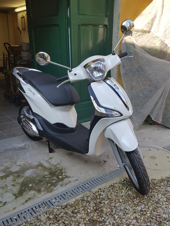 Piaggio Liberty 50 Firenze Su Lapulceit Moto E Scooter