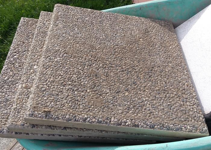 Piastrelle in cemento da esterno su lapulce materiali edili