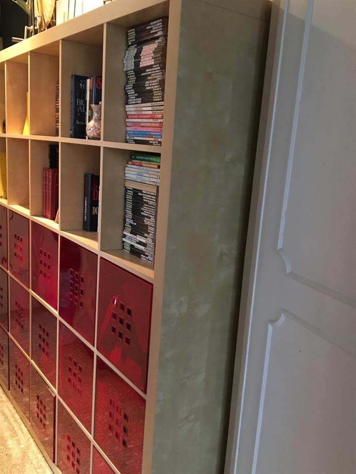 LIBRERIA IKEA CUBI su LaPulce.it arredamento casa,