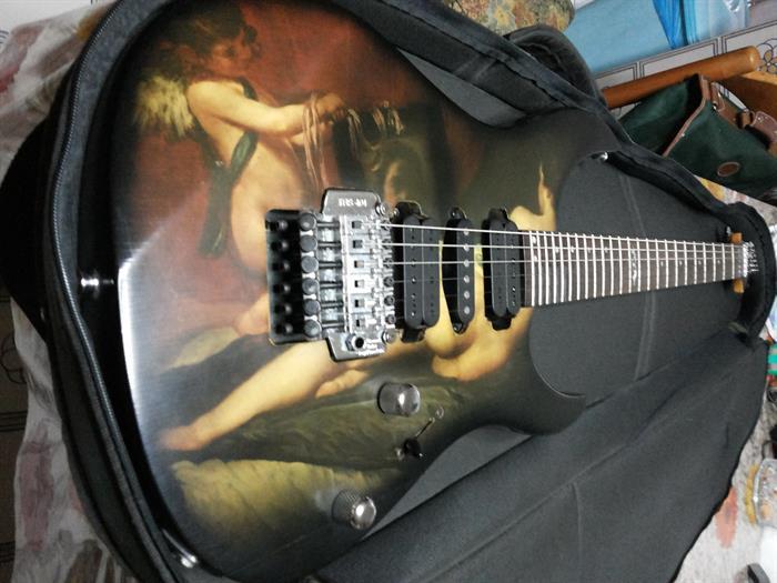 Chitarra yamaha rgx 421 su lapulce.it strumenti musicali