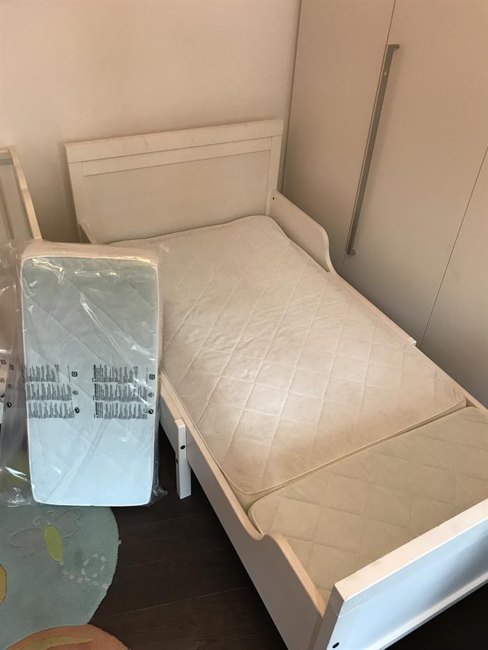 Ikea Letto Allungabile.Letto Allungabile Sundvik Ikea Su Lapulce It Arredamento Casa
