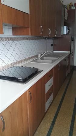 Cucina Moderna Ottobre.Cucina Moderna In Ciliegio Su Lapulce It Arredamento Casa