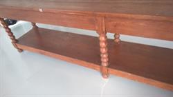 Bancone In Legno Per Negozio : Tavolo antico legno su lapulce.it arredamento e attrezzature negozi