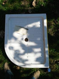 Ceramiche Galassia Piatti Doccia.Piatto Doccia Ceramica Galassia 90x70 Su Lapulce It Materiali Edili