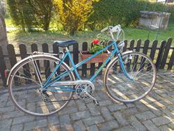 Bicicletta Da Donna Vintage Olmo Su Lapulceit Bici