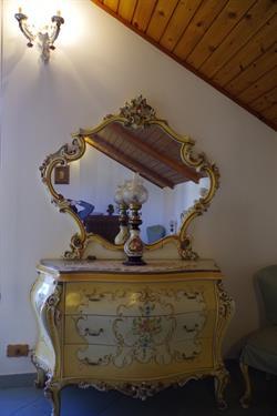 CAMERA DA LETTO STILE BAROCCO VENEZIANO su LaPulce.it arredamento casa,